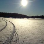 Vinter i Tystberga